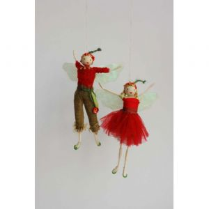 Cherry Orchard Fairy Couple 2