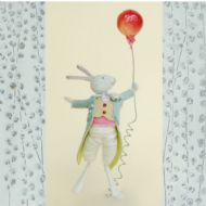 Rabbit and Balloon