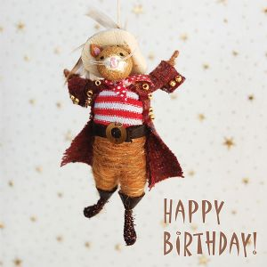 Happy Birthday - Pirate