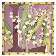 L is for Lily of the Valley