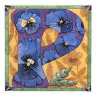 P is for Pansy
