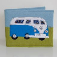 Campervan and Caravan Notebook Covers