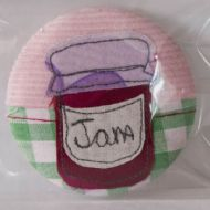 Jam and Cupcake Bottle Openers and Magnets