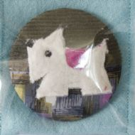 Scottie Dog Mirrors