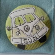 Sun and Fun VW Campervan Mirrors