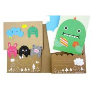 Happy Travellers Bookmarks and Notebook Pack
